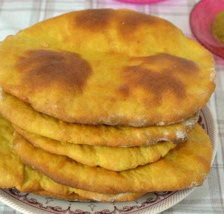 Pan indio o pan plano 01